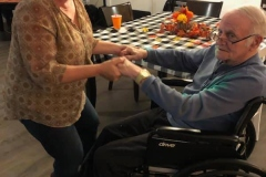 Dance Party  at Optimized Senior Living Group (Lebanon, Ohio)