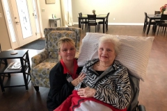 Relaxation Time at Optimized Senior Living Group (Lebanon, Ohio)