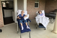 Relaxation Time at Optimized Senior Living Group (Lebanon, Ohio)