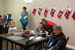 Family Visit at Optimized Senior Living Group (Lebanon, Ohio)
