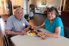 Social Gathering at Optimized Senior Living Group (Lebanon, Ohio)