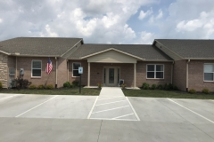 Front of Building - Optimized Senior Living Group (Lebanon, Ohio)