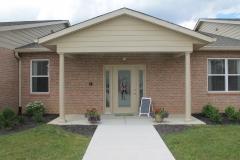 Front of Building - Optimized Senior Living Group (Lebanon, Ohio)