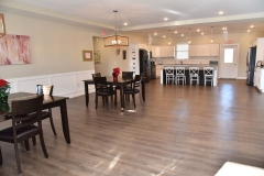 Dining Area - Optimized Senior Living Group (Lebanon,Ohio)