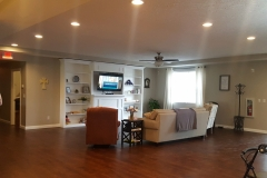 Living Room Area - Optimized Senior Living Group (Lebanon,Ohio)