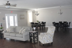 Living & Dining Room Area - Optimized Senior Living Group (Lebanon,Ohio)