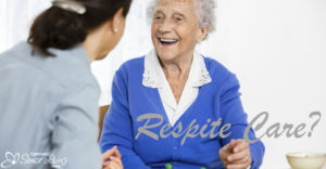 Respite Care provided at Optimized Senior Living