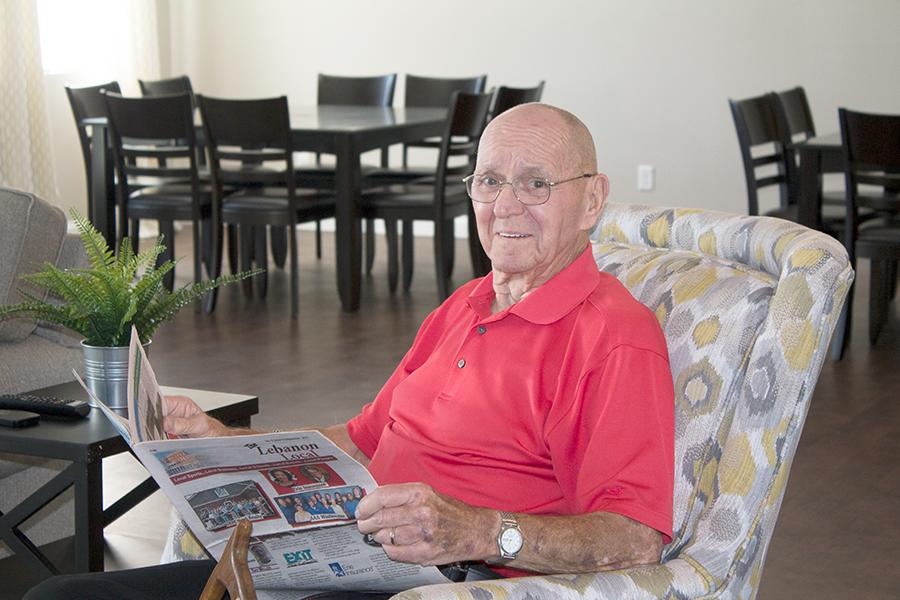 Optimized Senior Living Home