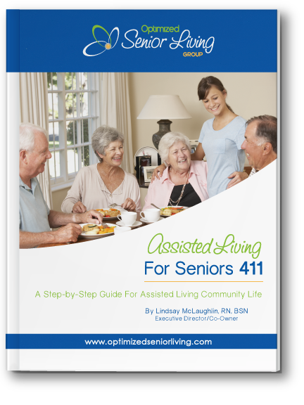 Assisted Living Senior Guide Ebook Cover
