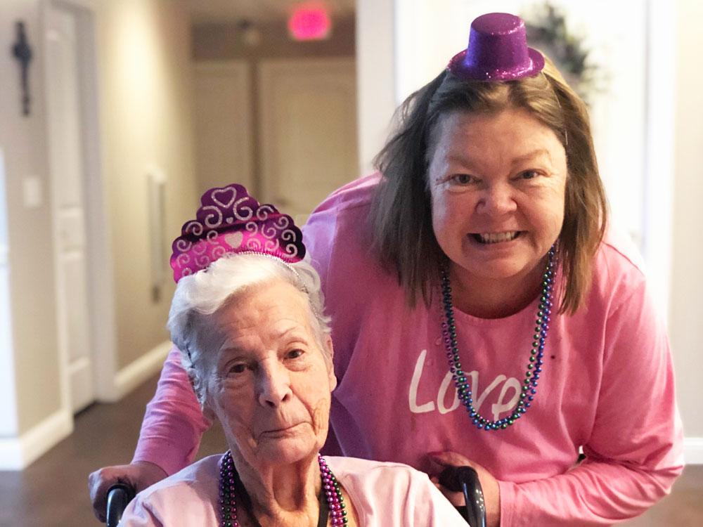 Optimized Senior Living - Resident
